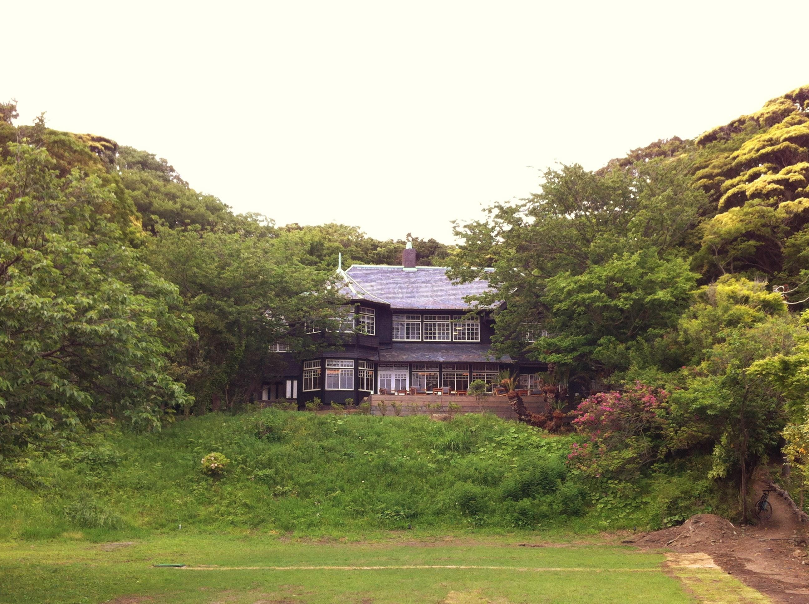 鎌倉三大洋館の一つ、『古我邸』がフレンチレストラン&カフェとしてオープン!