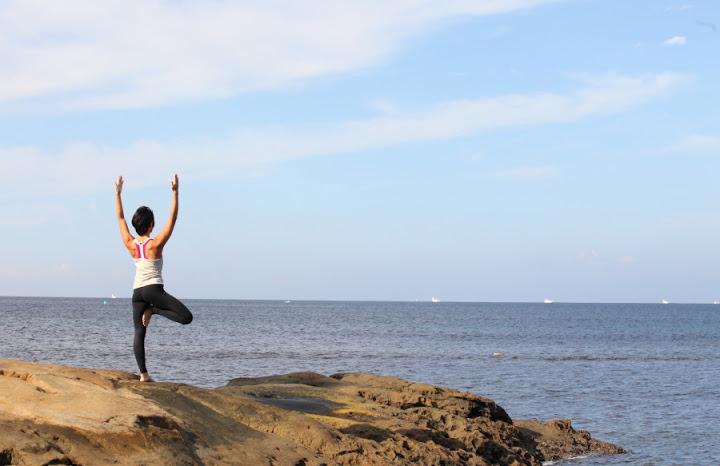 7月20日(月)『海の日ビーチヨガ@鎌倉材木座海岸』参加者募集