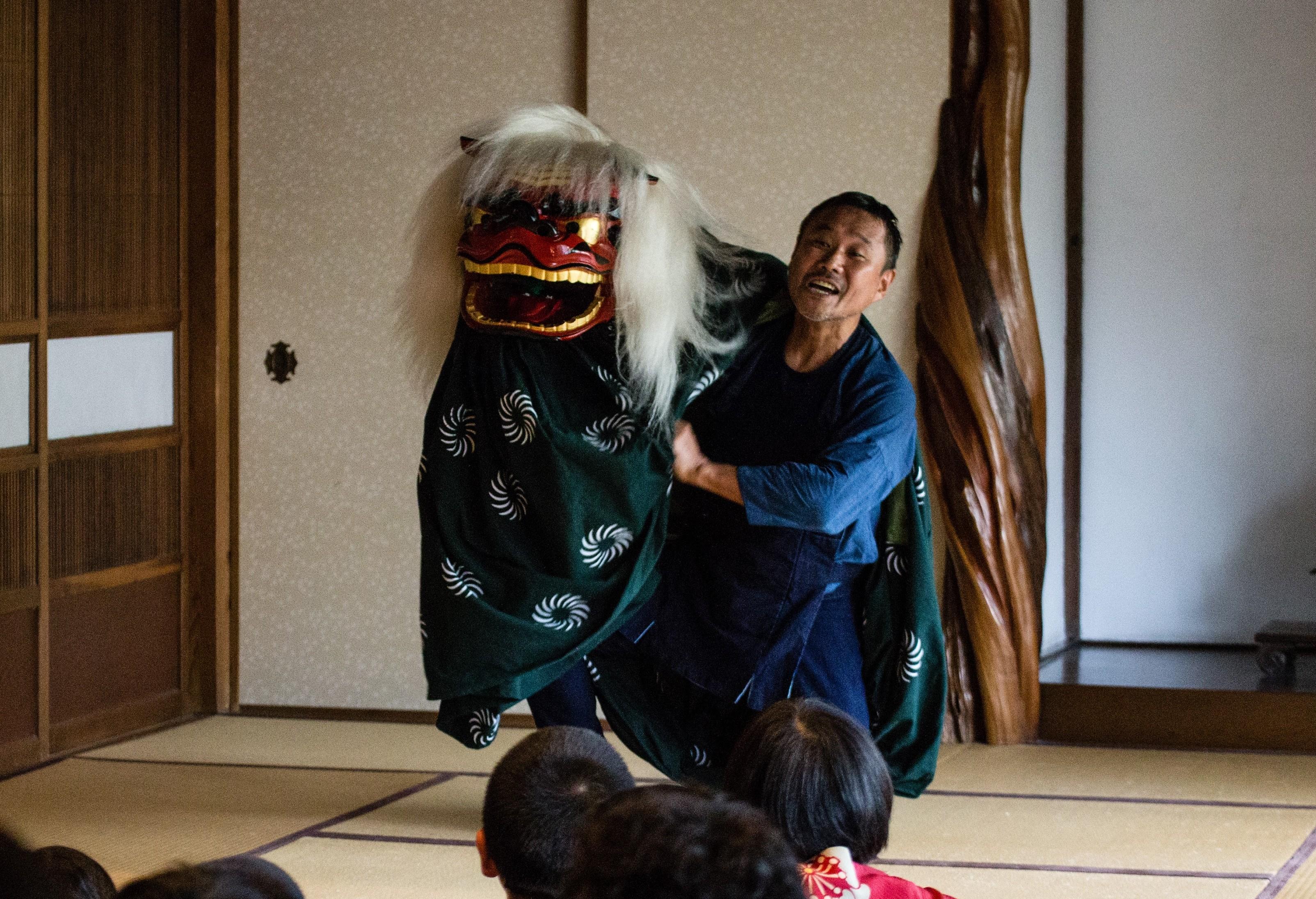 9月25日(日)「ハレの間 時季わける 舞台亀時間」報告