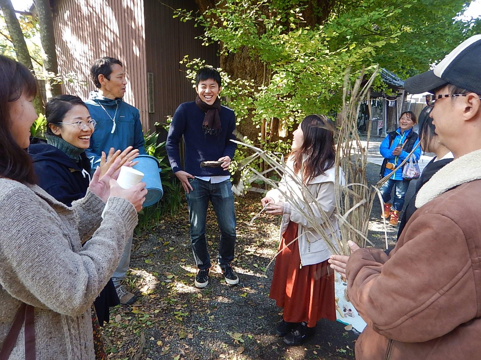『鎌倉音さんぽ 耳をひらき 音で遊ぶ日曜日 In 霜月 2016』報告