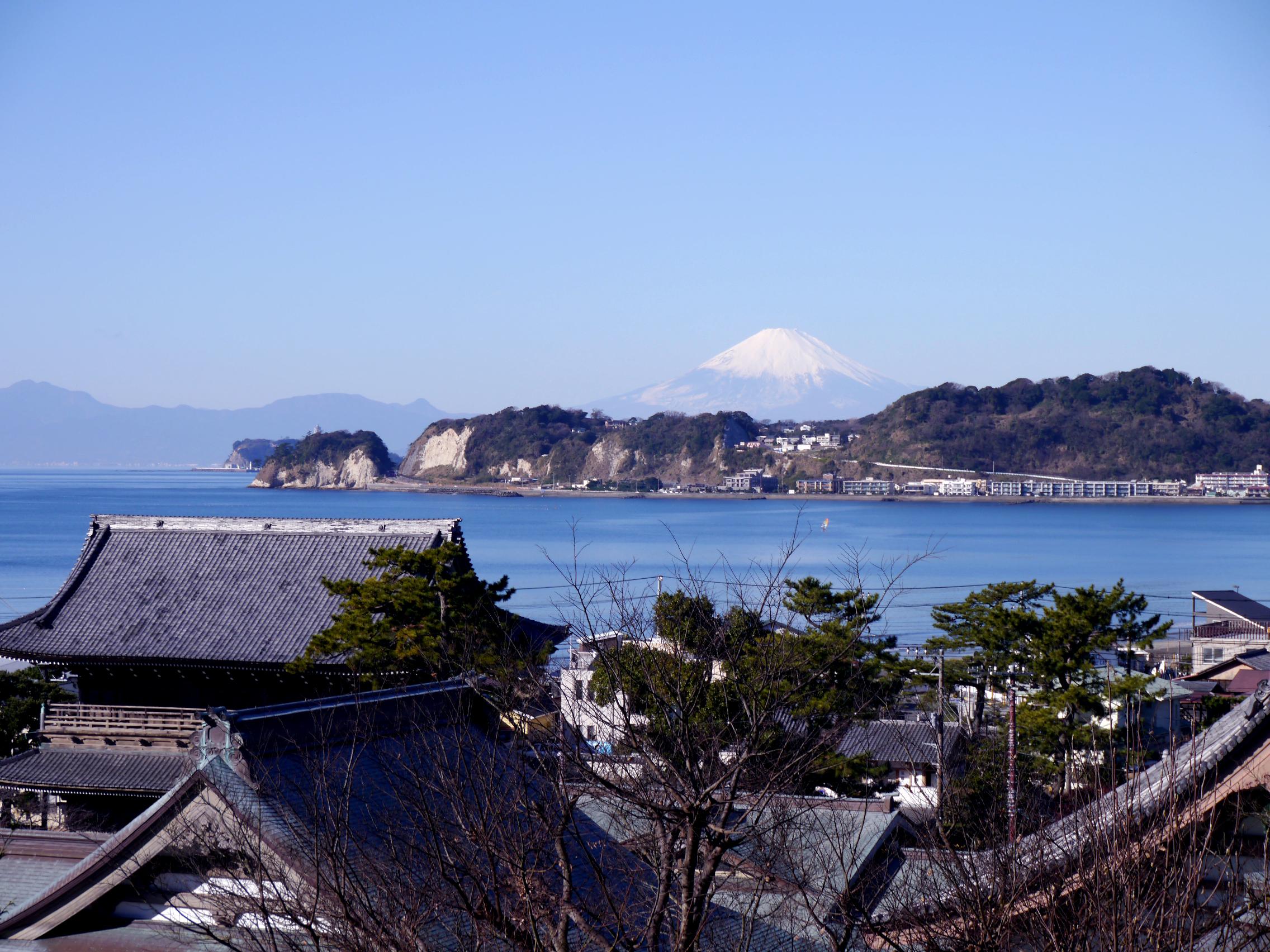 鎌倉の年越しとお正月2017