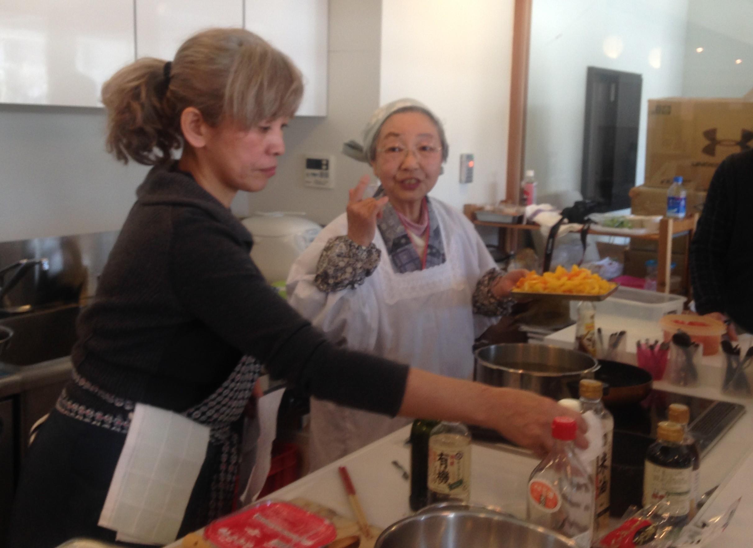 藤井まり先生の味噌料理教室に参加してきたよ