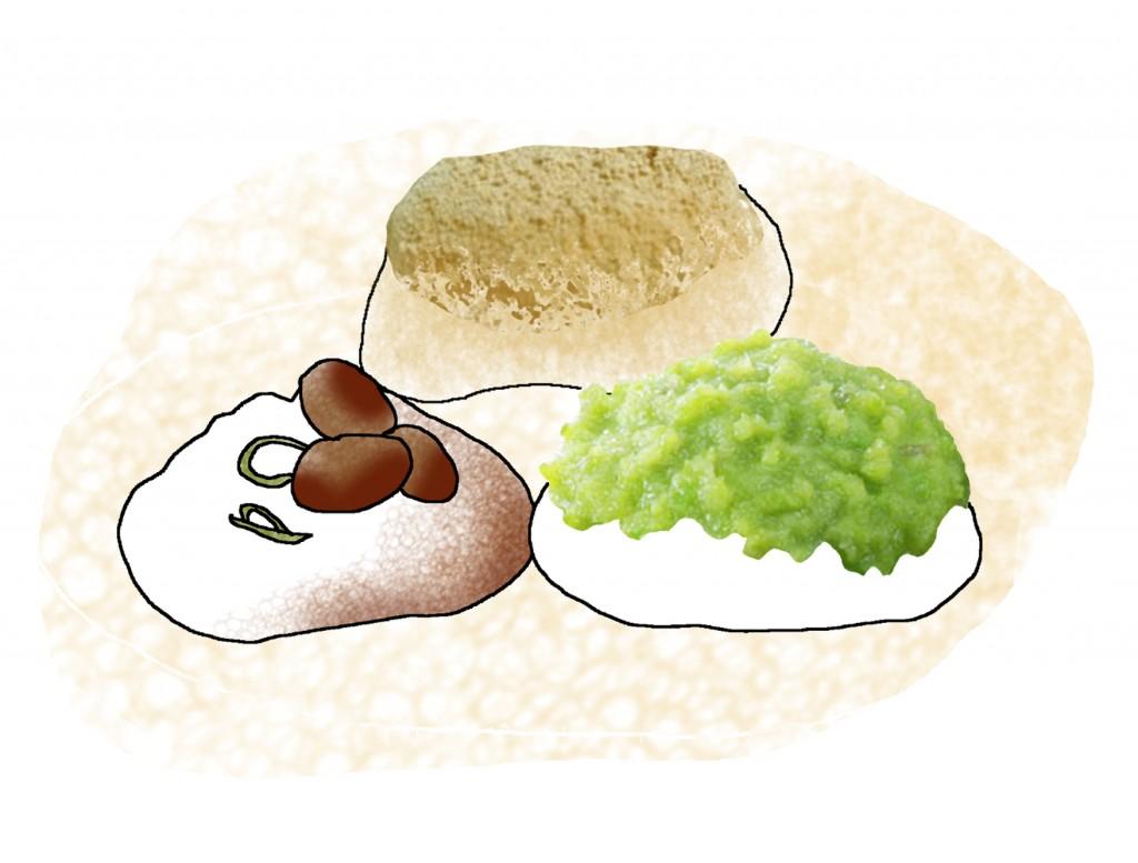 mochi-eatin-illust