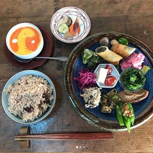 野菜だけ定食:1000円